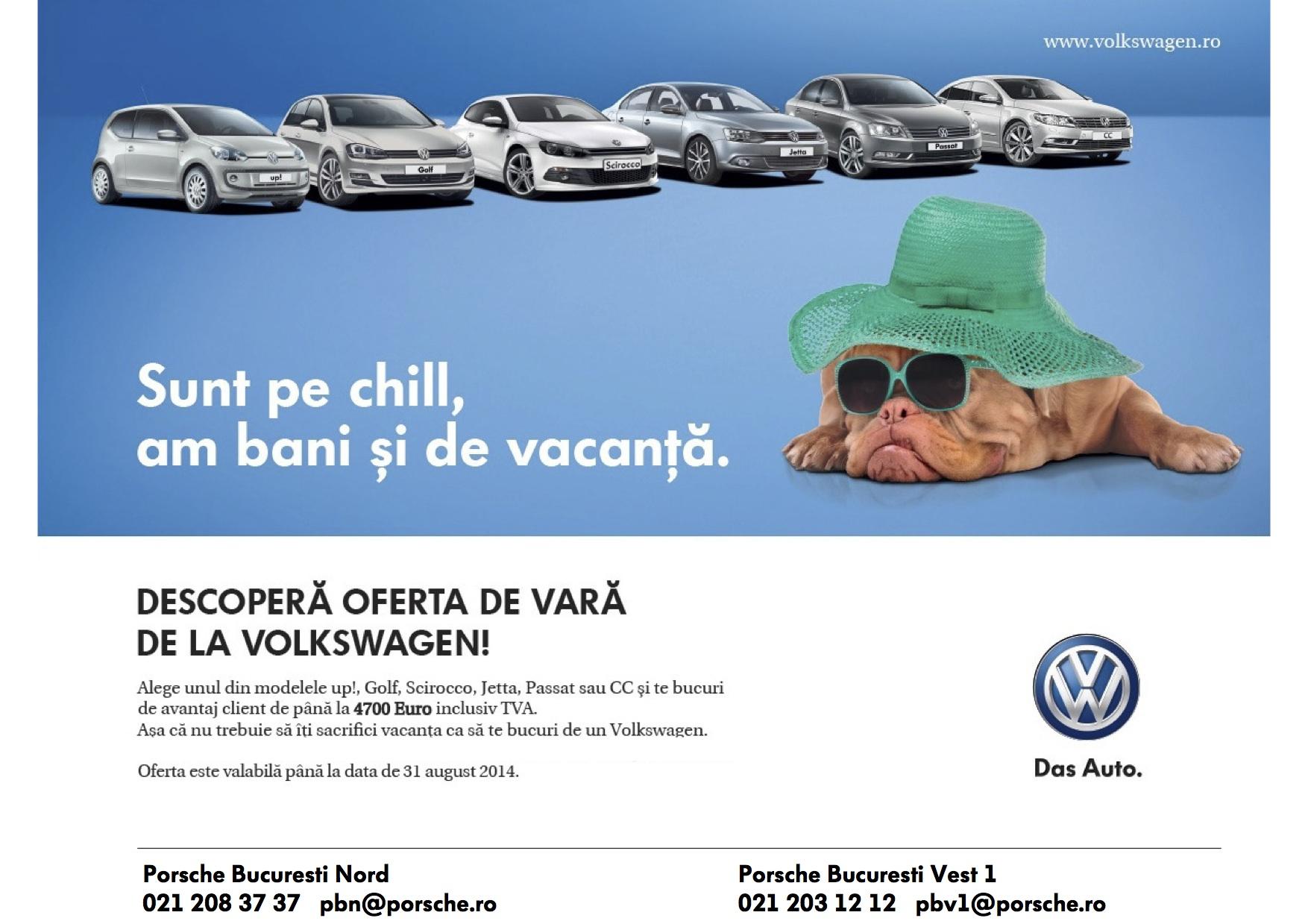 Volkswagen oferta