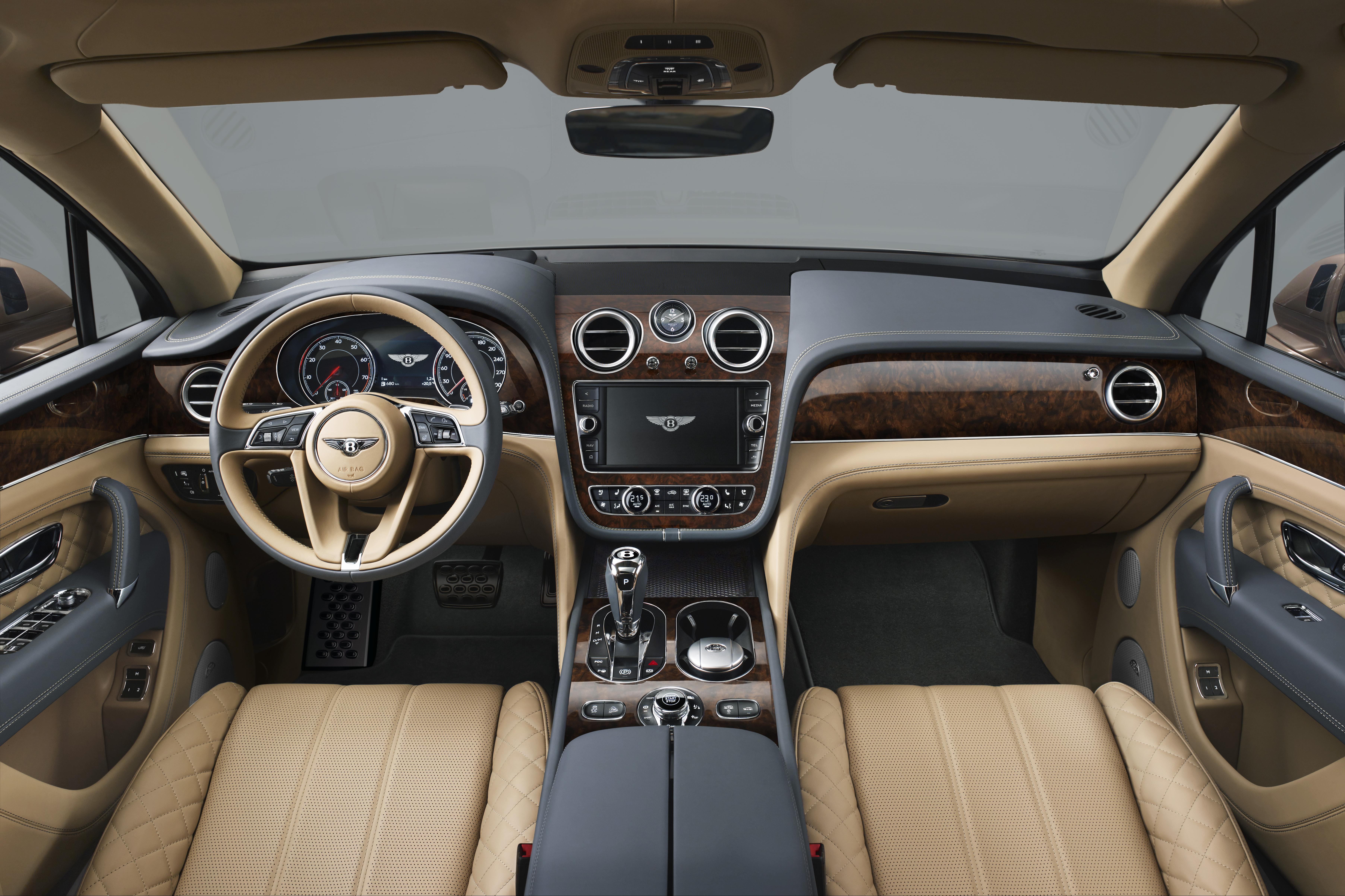 Credit imagine: Bentley Motors