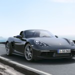 718 Boxster. Credit foto: Porsche
