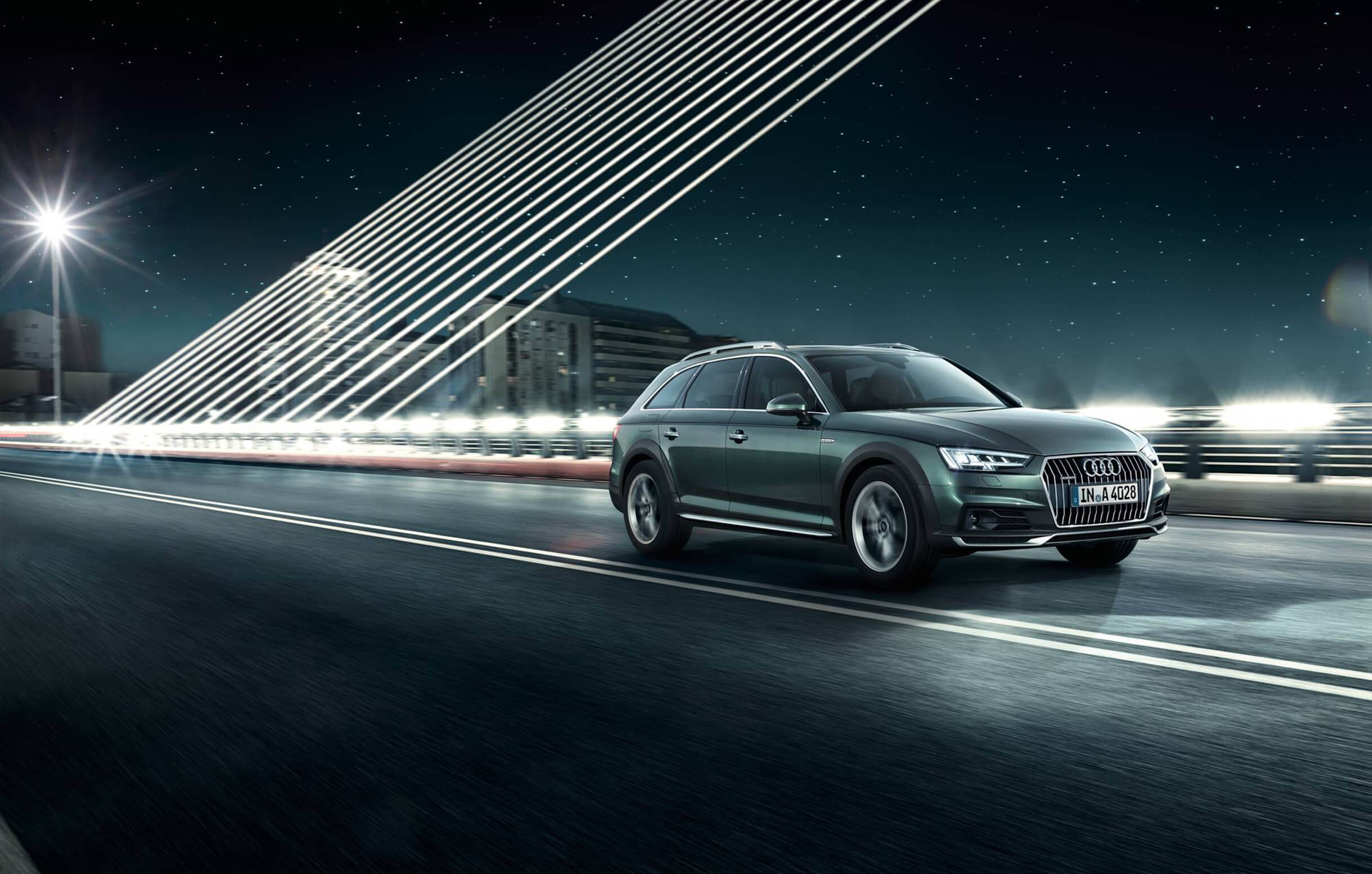 Audi A4 Allroad Quattro. Credit foto: audi.co.uk