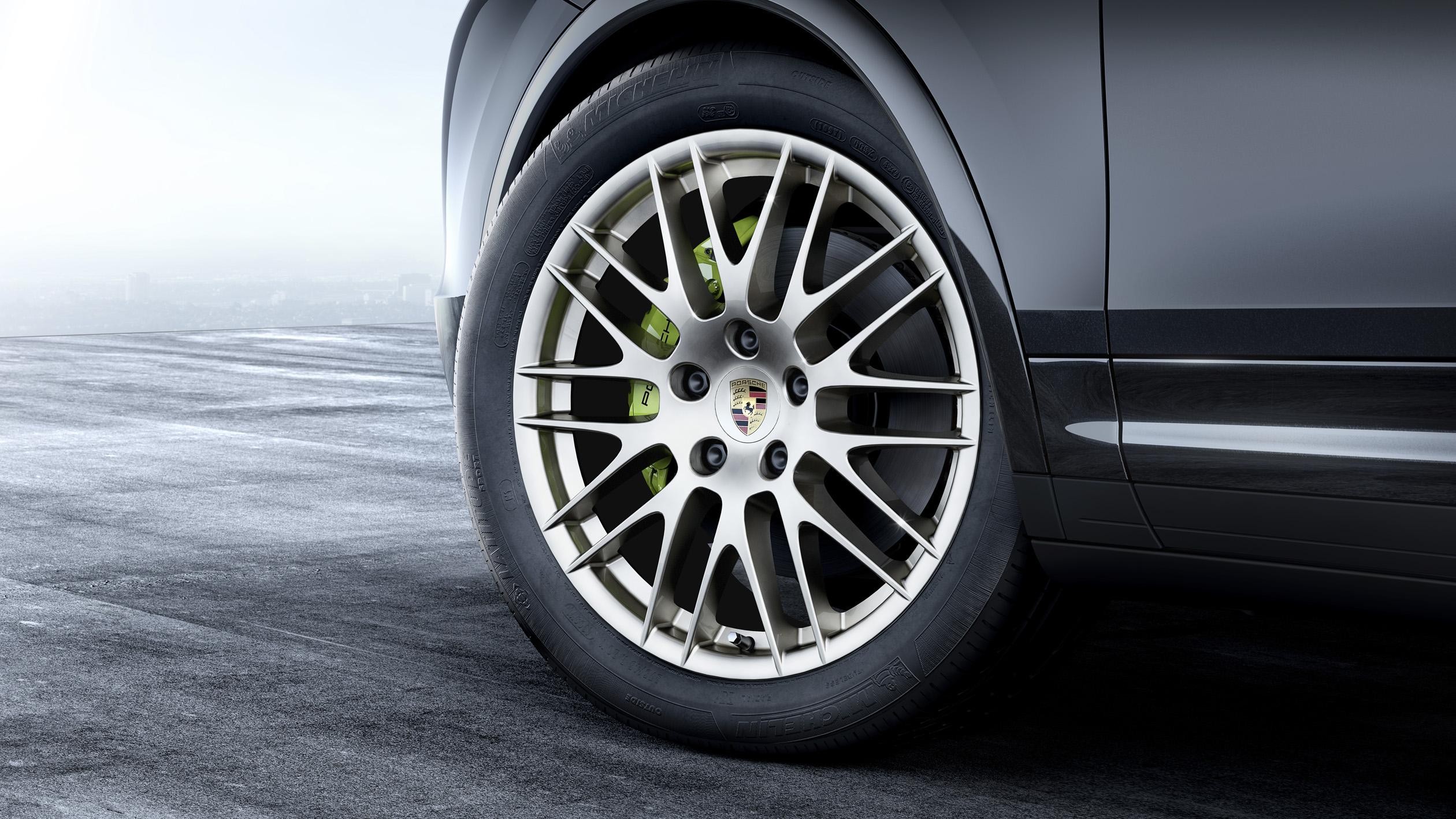 Porsche Cayenne Platinum Edition: Cayenne S E-Hybrid. Foto: Porsche