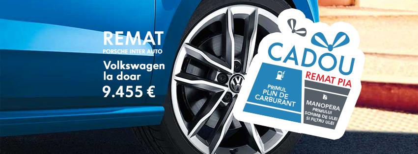 Oferta REMAT 2016, Volkswagen