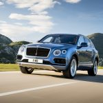 Noul Bentley Bentayga Diesel. Foto: Bentley Motors
