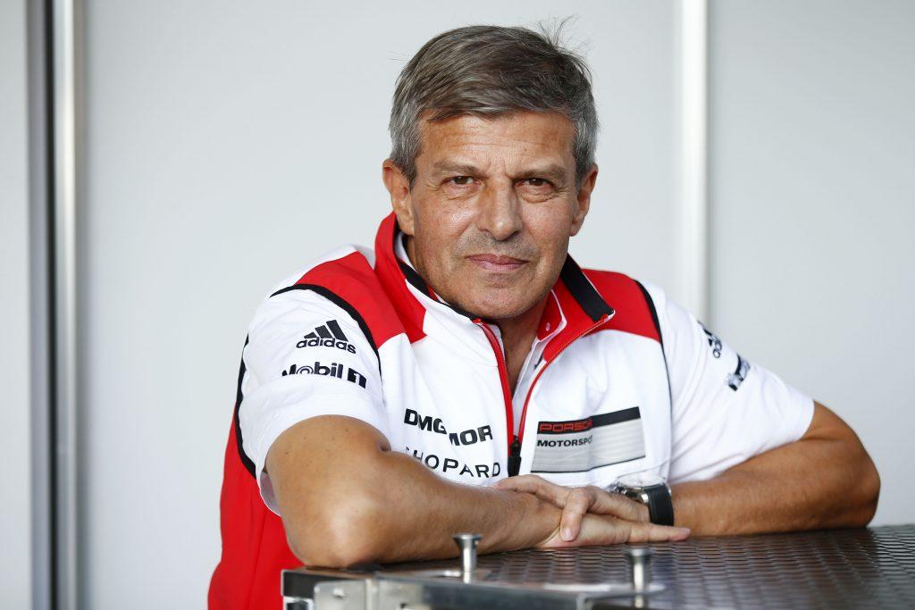 Fritz Enzinger, vicepreședintele LMP1. Foto: Porsche