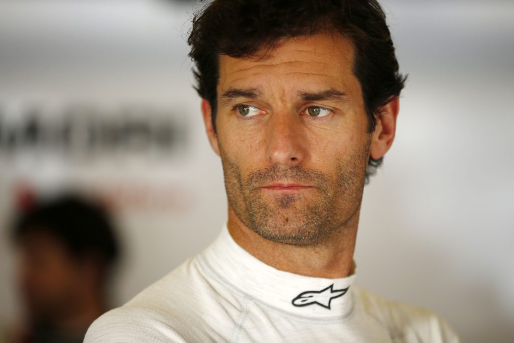 Pilotul Mark Webber. Foto: Porsche