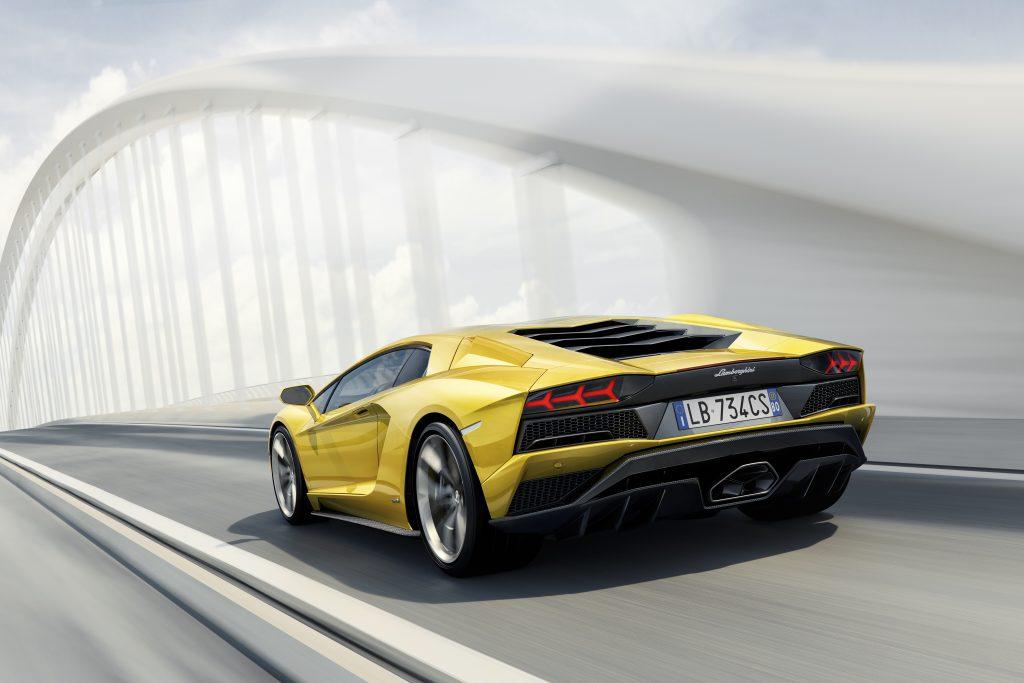 Lamborghini Aventador S. Foto: lamborghini.com