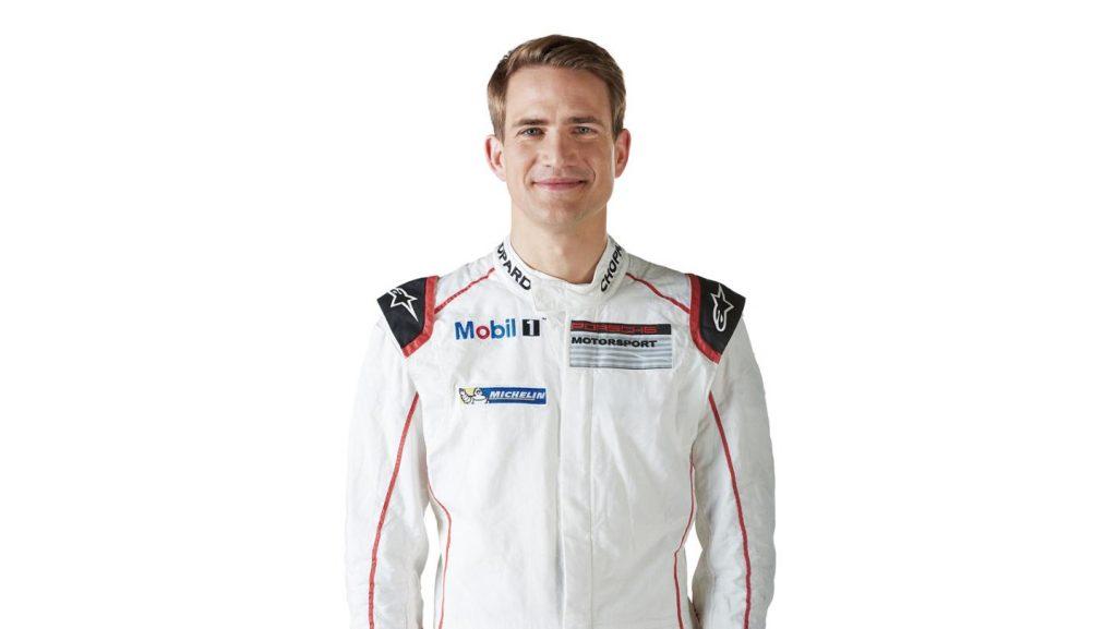 Pilotul Dirk Werner. Foto: Porsche