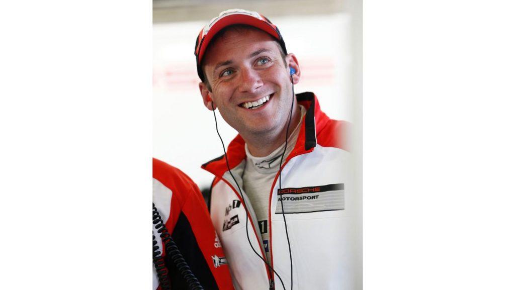 Nick Tandy. Foto: Porsche