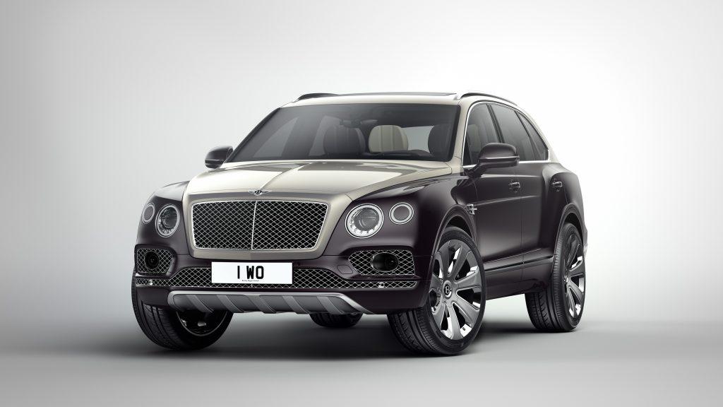 Bentayga Mulliner. Foto: Bentley Motors
