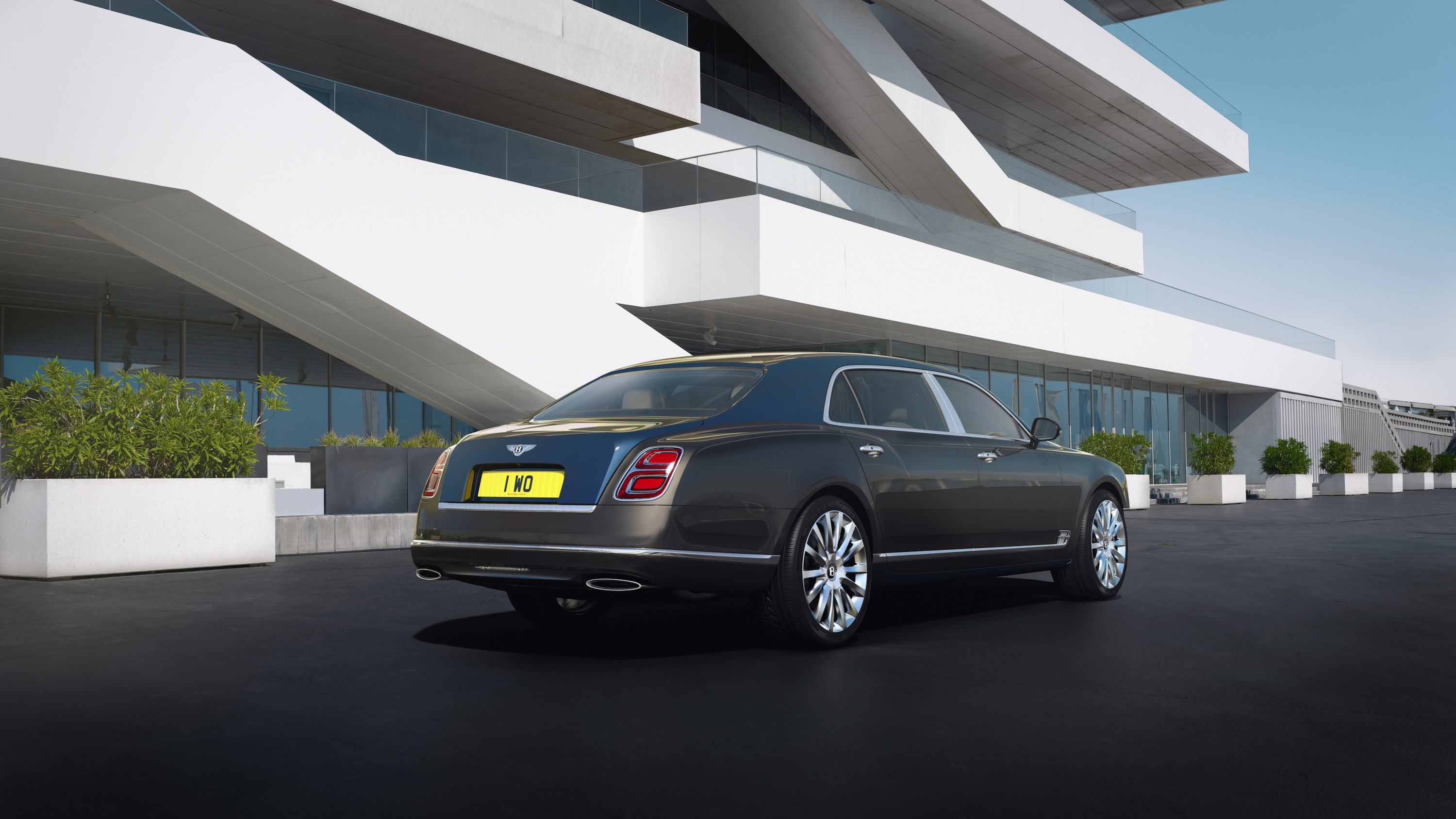 Mulsanne  Hallmark by Mulliner. Foto: Bentley Motors