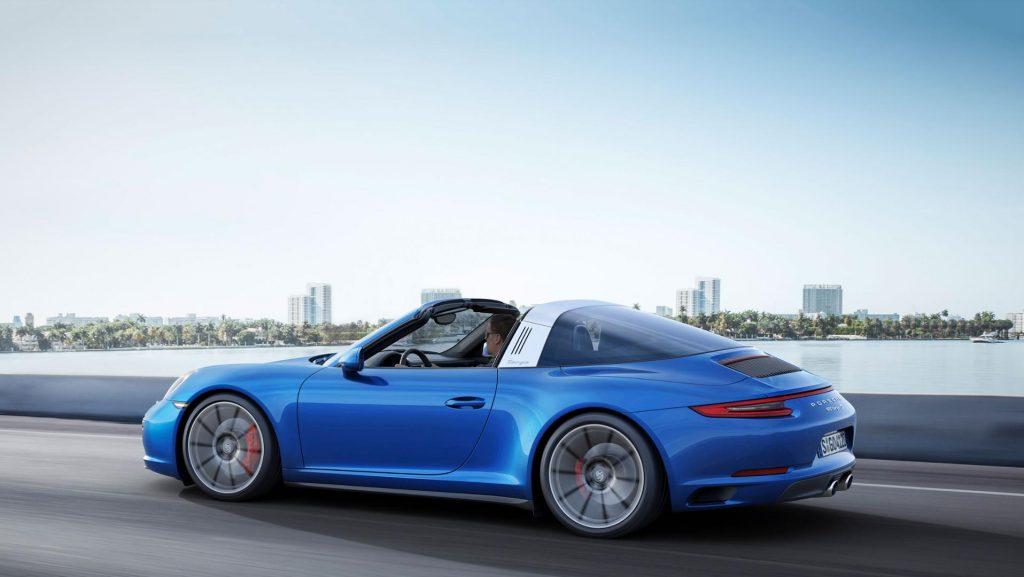 Porsche 911 Targa. Foto: Porsche