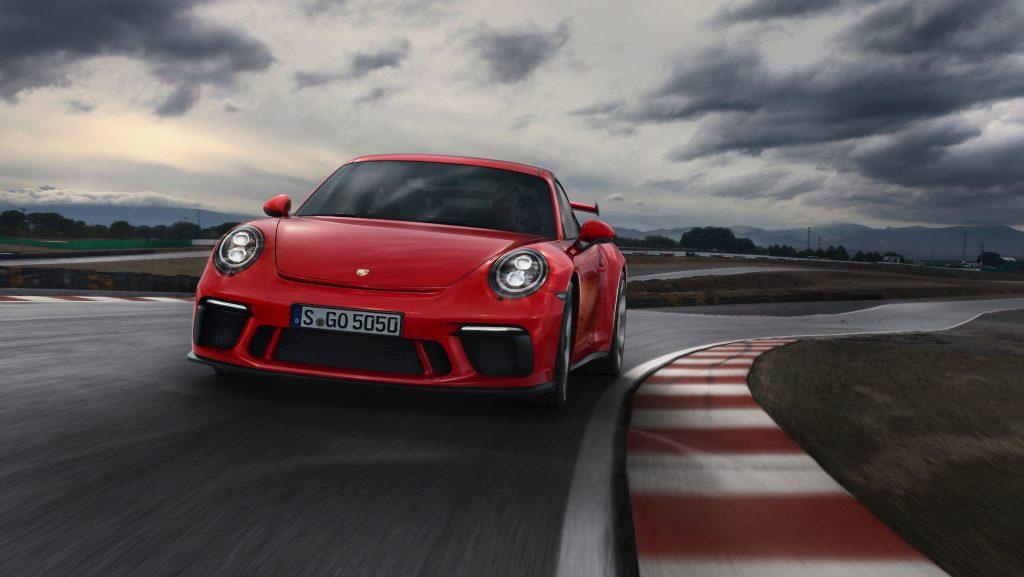 Porsche 911 GT3. Foto: Porsche