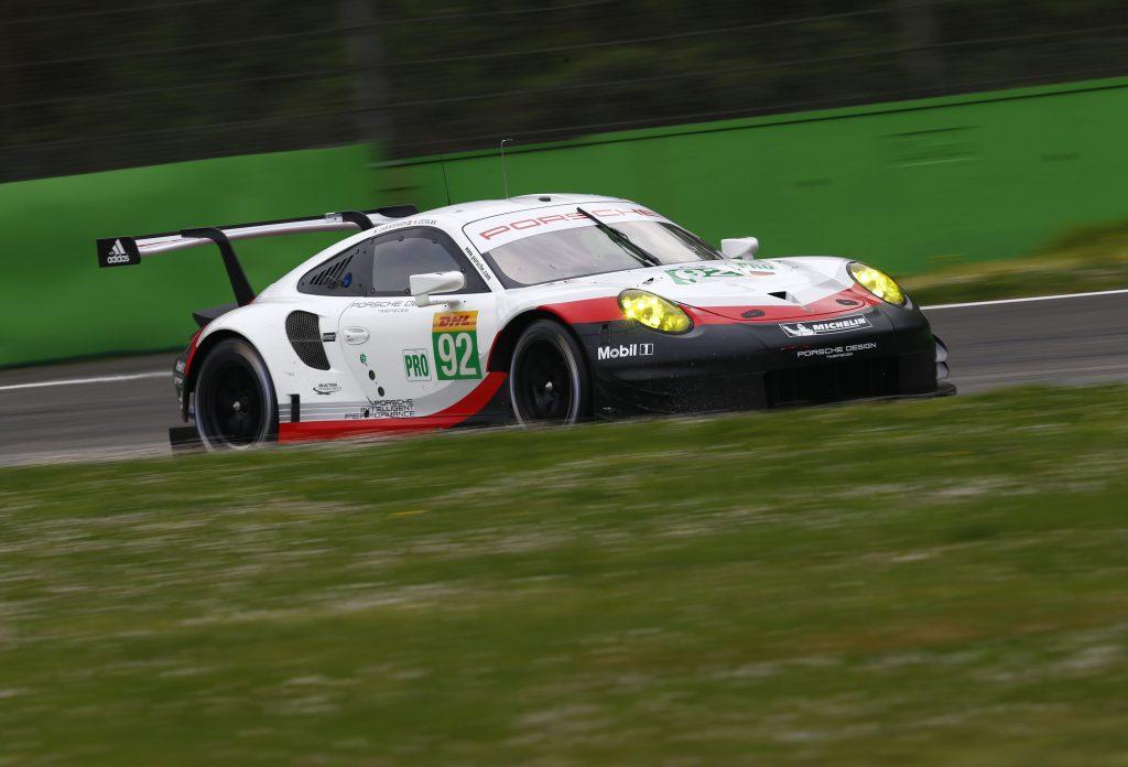 Porsche 919 RSR. Foto: Porsche