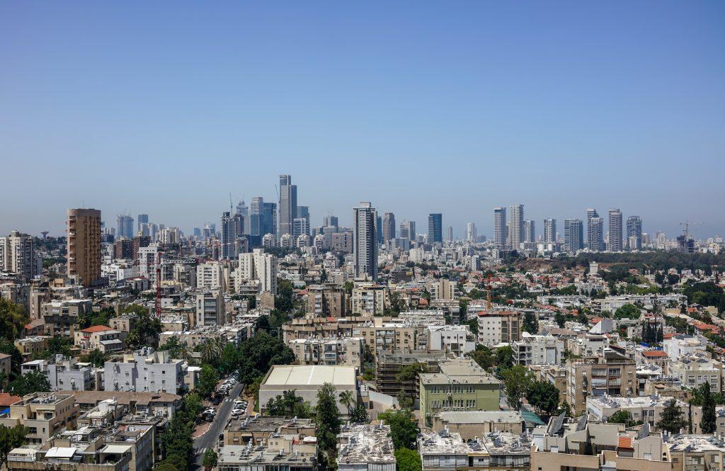 Tel Aviv. Foto: Porsche