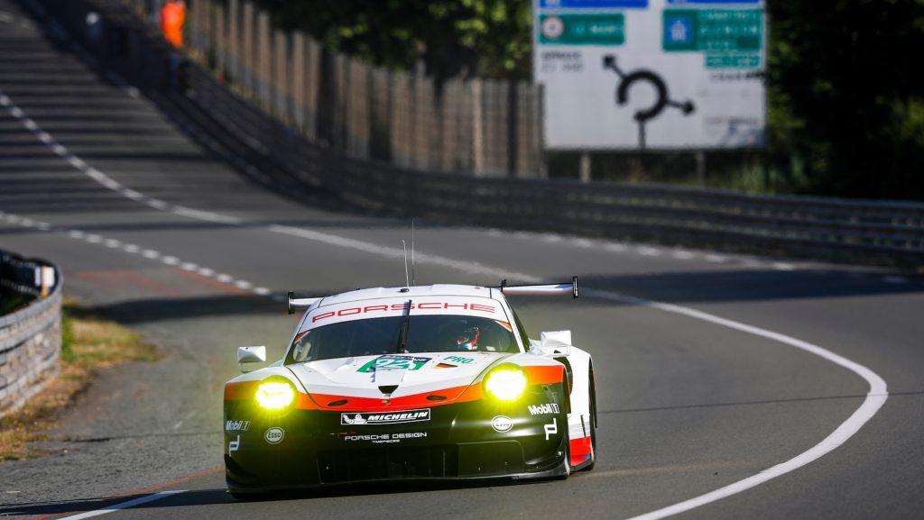 Porsche 911 RSR (92), Porsche GT Team: Michael Christensen, Kevin Estre, Dirk Werner