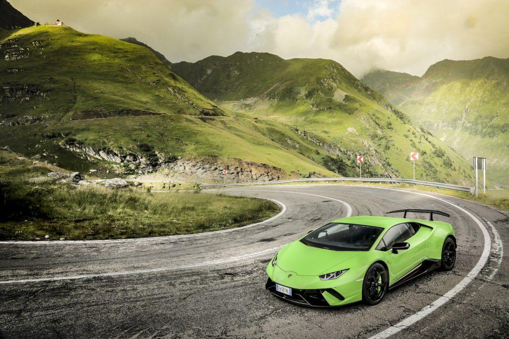Huracan Performante. Foto: Lamborghini