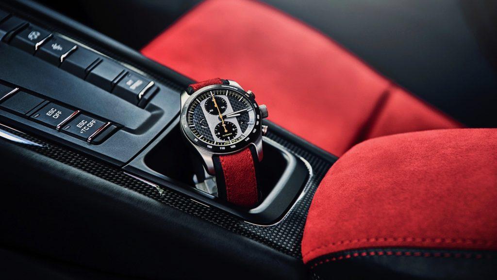 Ceasul Porsche Design 911 GT2 RS. Foto: Porsche