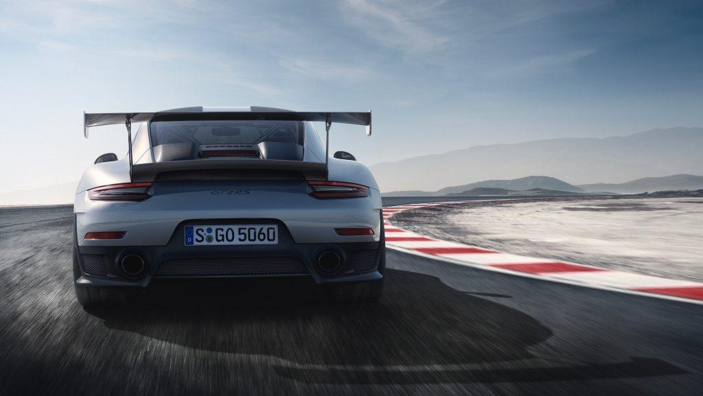 Porsche 911 GT2 RS. Foto: Porsche