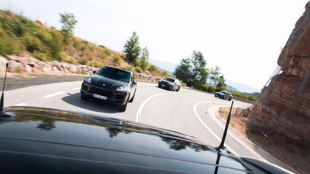 Cayenne E3. Foto: Porsche