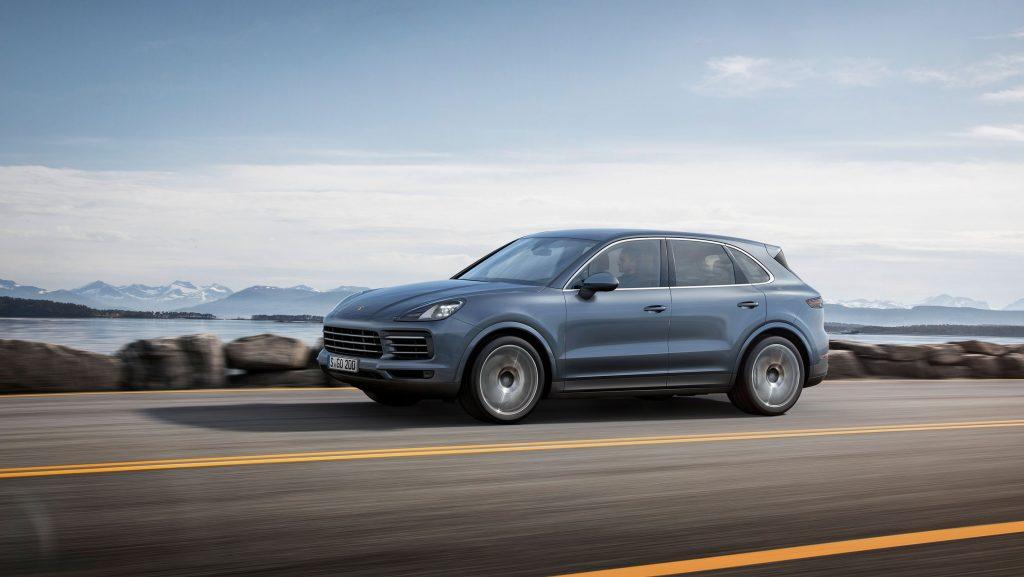Noul Porsche Cayenne. Foto: Porsche