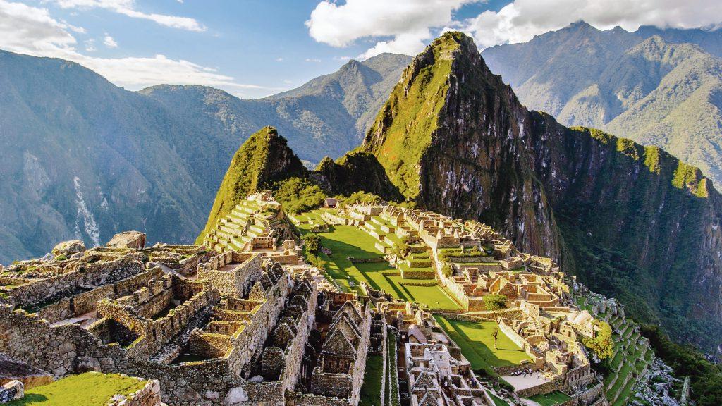 Situl incaș Machu Picchu. Foto: Porsche