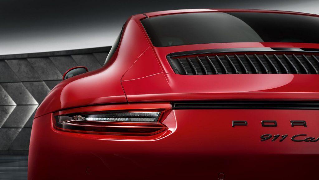 Porsche 911 Carrera GTS. Foto: Porsche
