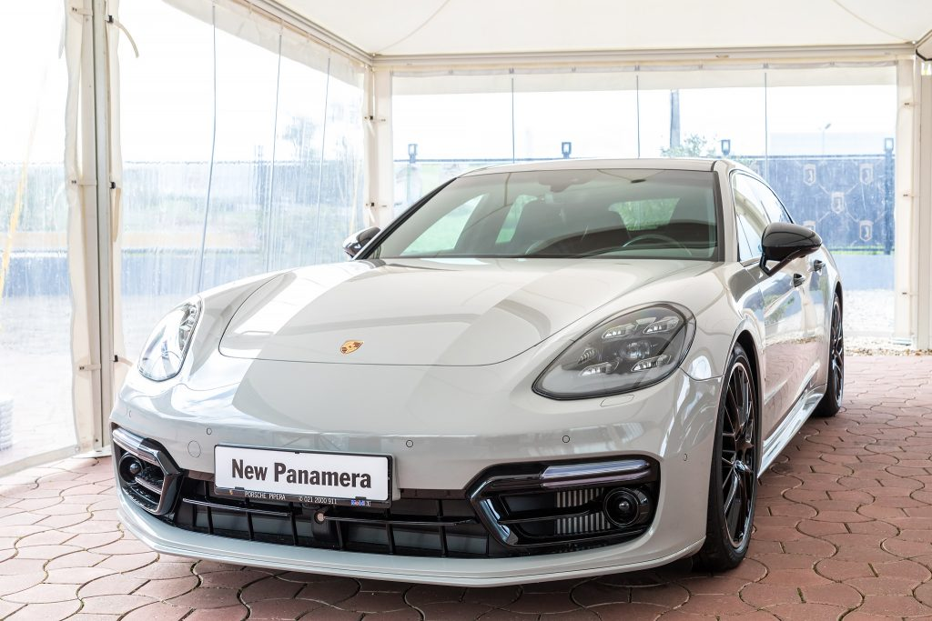Porsche Panamera Sport Turismo, la lansarea oficială în România.