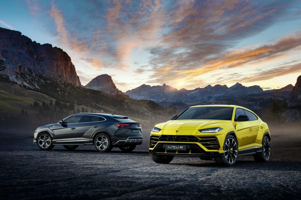 Lamborghini Urus. Foto: media.lamborghini.com