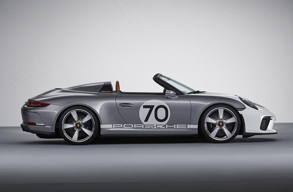 Conceptul Porsche 911 Speedster. Foto: Porsche