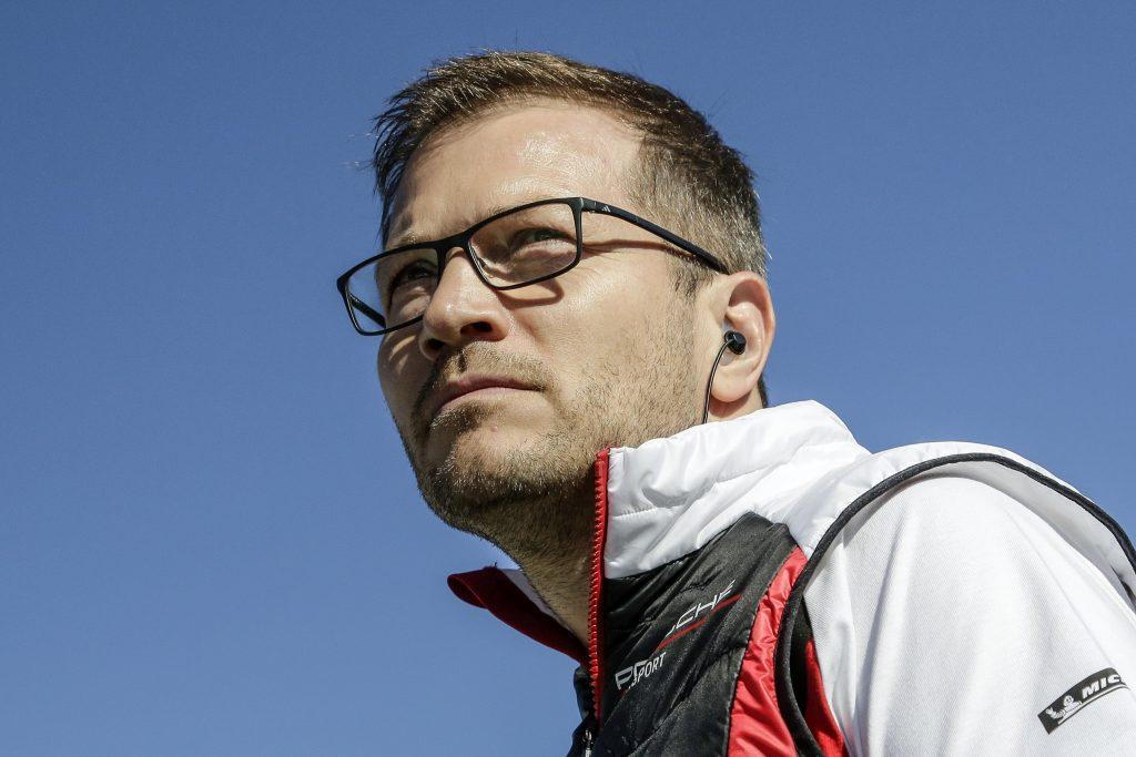Andreas Seidl. Foto: Porsche
