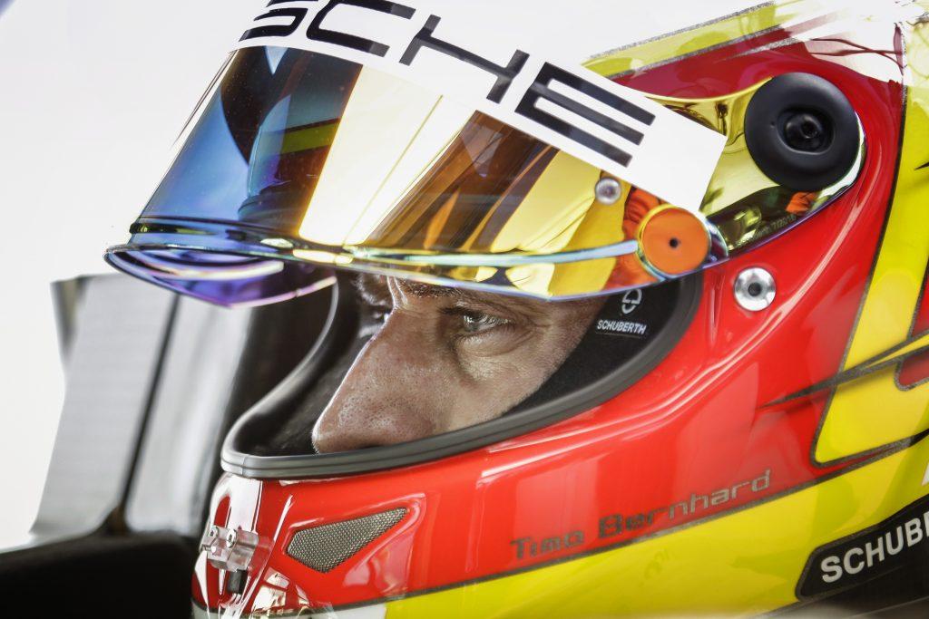 Timo Bernhard. Foto: Porsche
