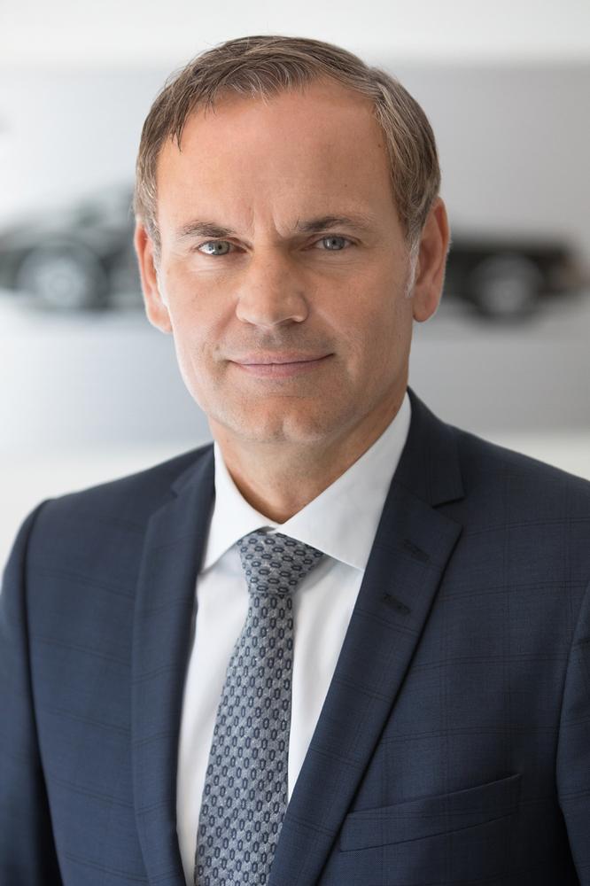 Oliver Blume, CEO Porsche AG