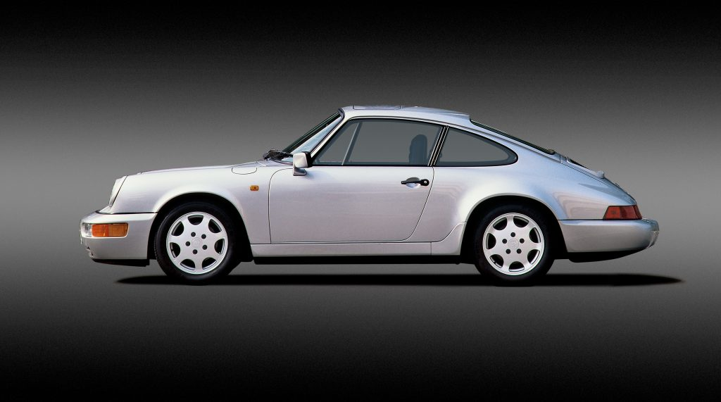 Type 964 (1988-1994) Foto: Porsche