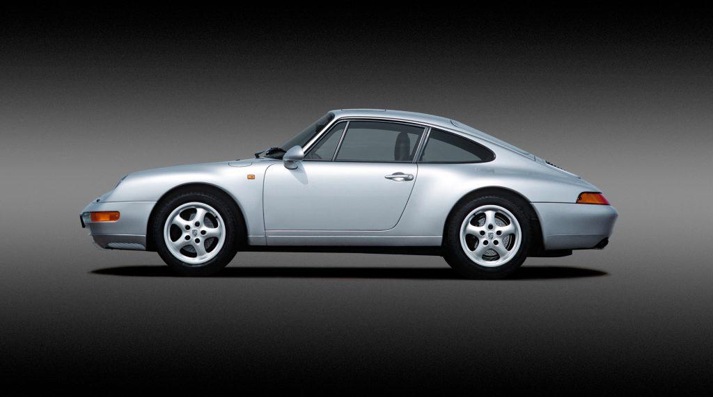 Modelul 993 (1993 - 1998) Foto: Porsche