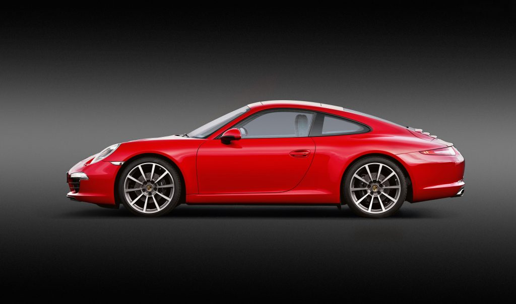 Modelul 991 (din 2011) Foto: Porsche