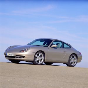Model 996, Porsche 911 Carrera Coupé (1997 - 2005) Foto: Porsche