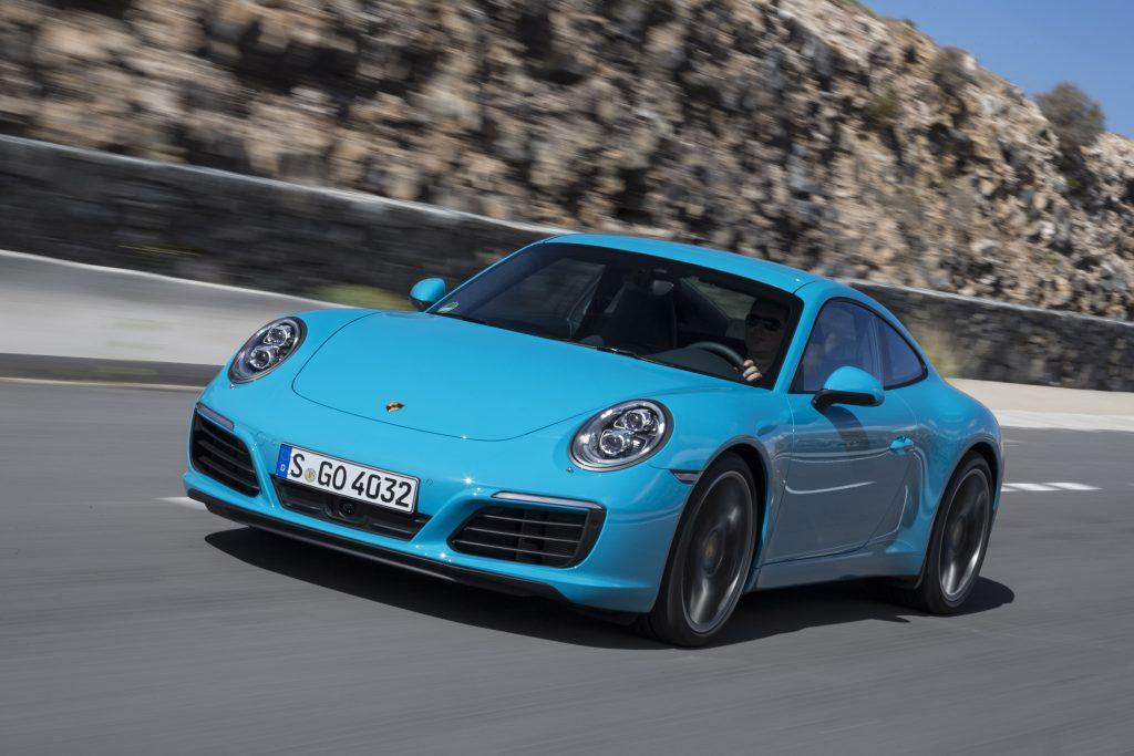 Modelul 991, Porsche 911 Carrera S (din 2011) Foto: Porsche