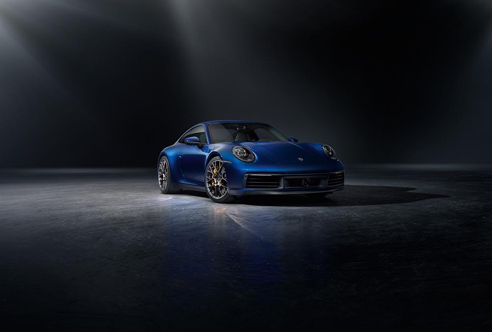 Noul Porsche 911 Carrera 4S Foto: Porsche