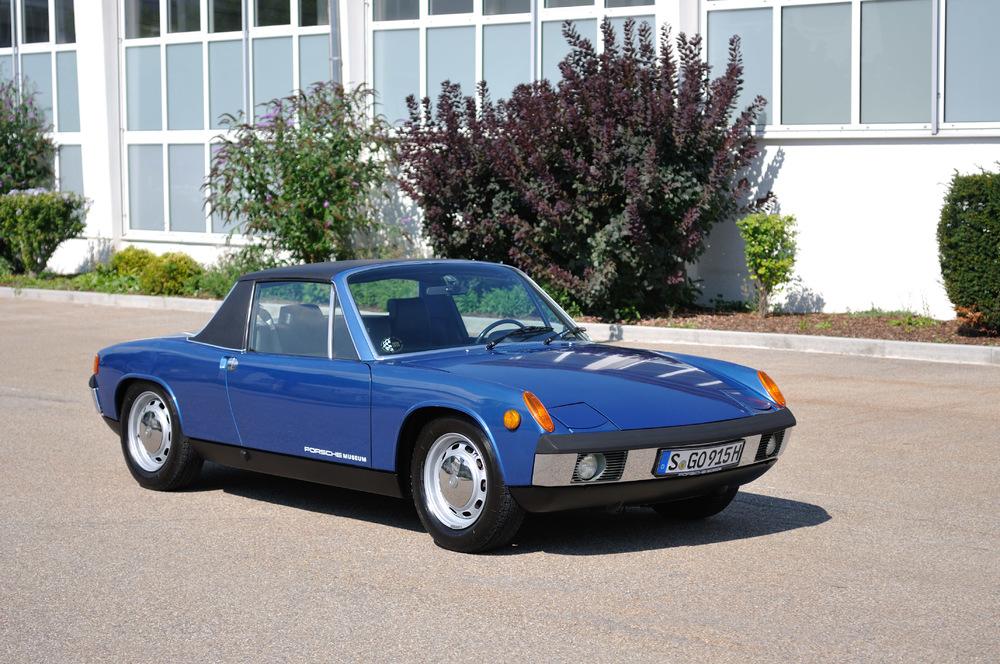 Anul acesta, Porsche 914 va sărbători a 50-a aniversare Foto: Porsche