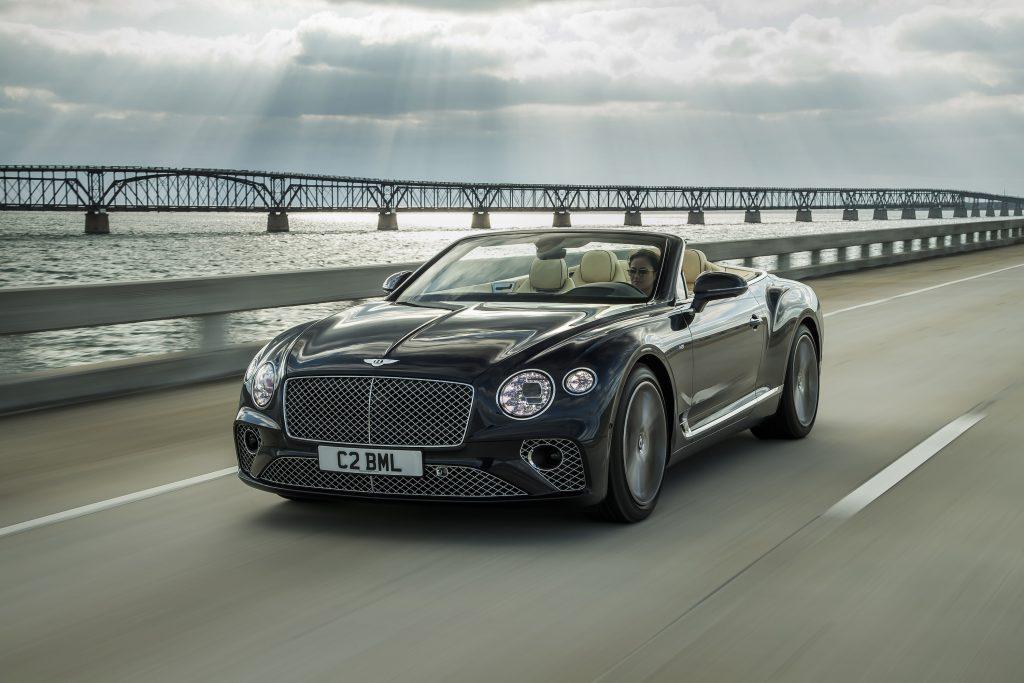 Bentley Continental GT Convertible V8 1 Foto: Bentley