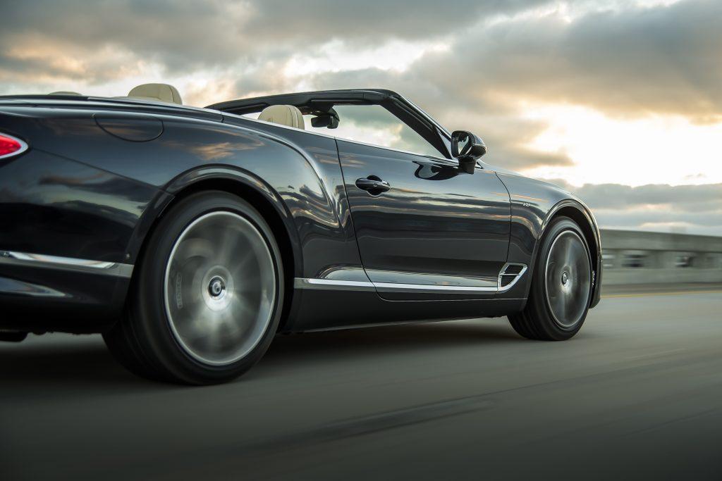 Bentley Continental GT Convertible V8 Foto: Bentley
