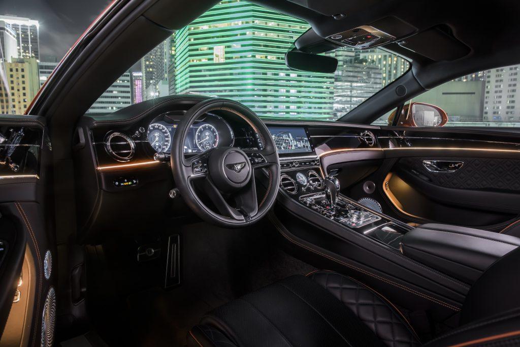 Bentley Continental V8 Photo: James Lipman / jameslipman.com Source: Bentley