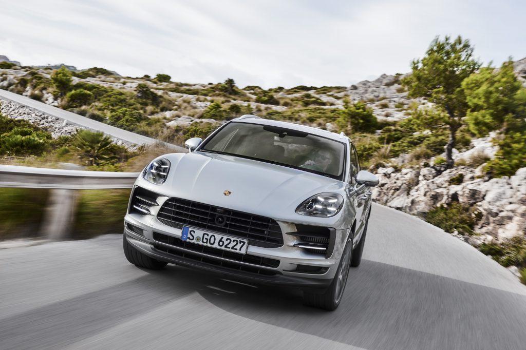 Macan S Foto: Porsche