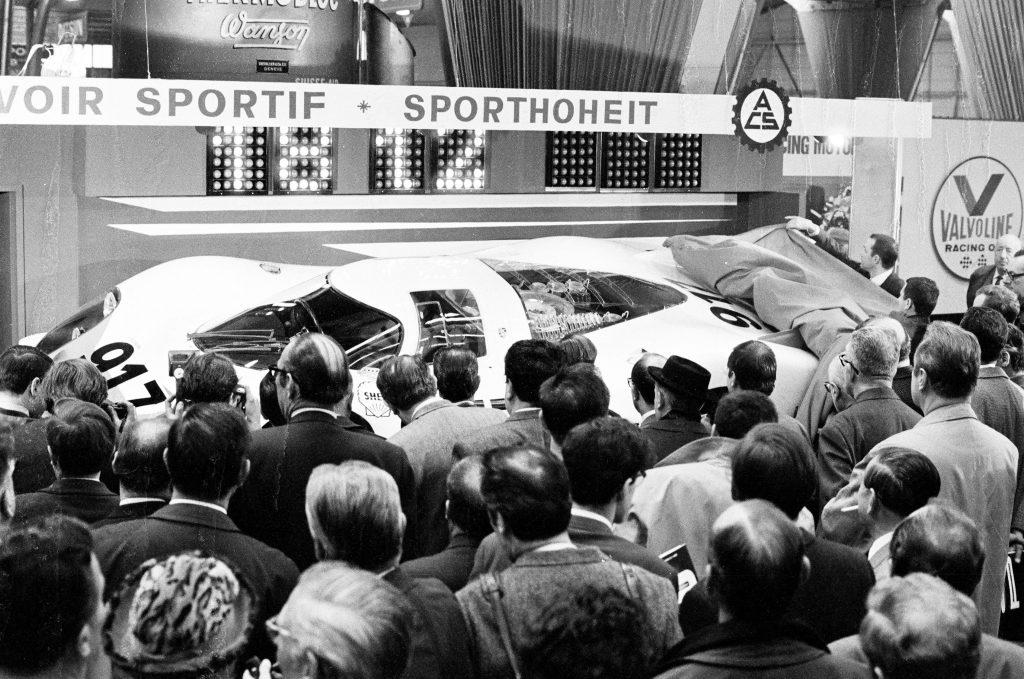 """În acest an, Porsche sărbătorește """"50 Years of the 917""""."""