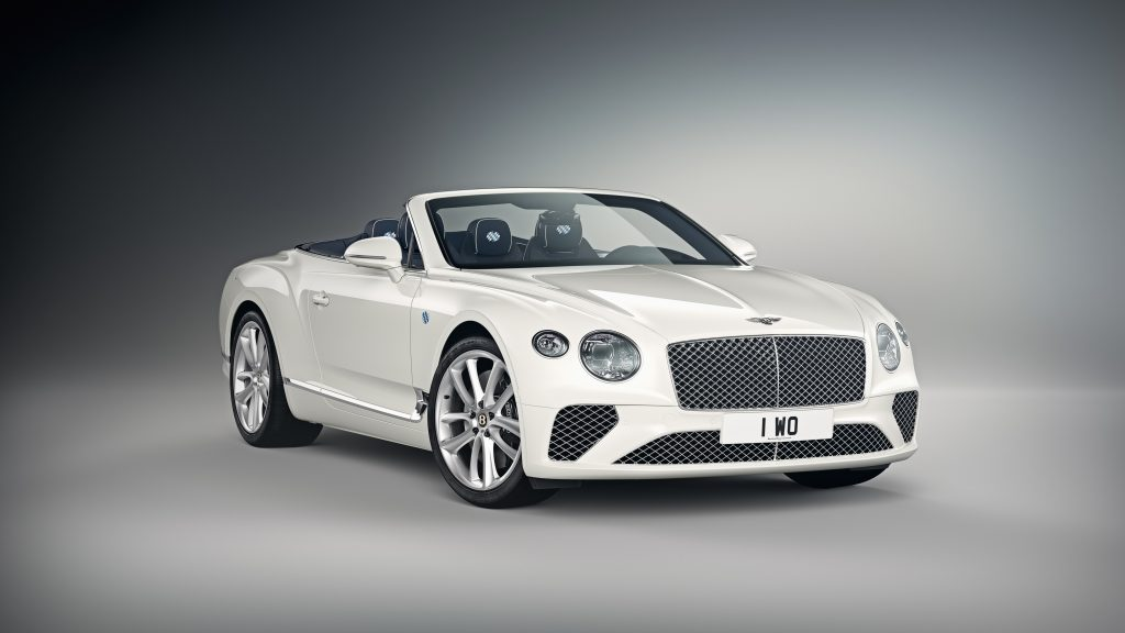 Bavarian Edition by Mulliner Foto: Bentley