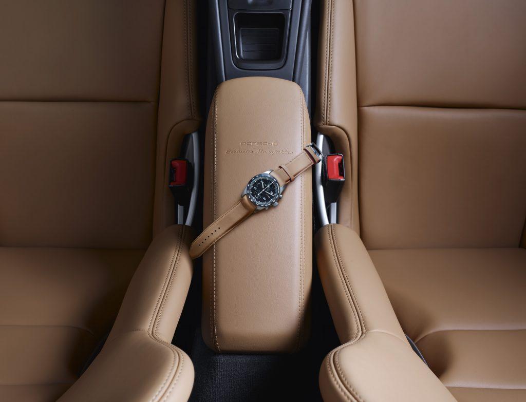 911 Speedster Chronograph Heritage Design by Porsche Design Foto: Porsche