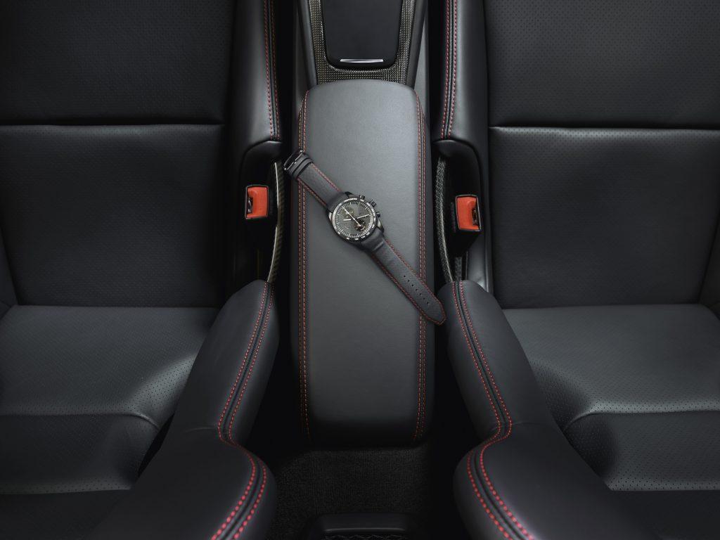 911 Speedster Chronograph by Porsche Design Foto: Porsche