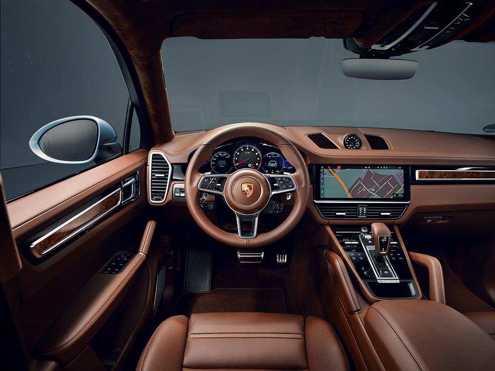 Cayenne S Coupé Foto: Porsche