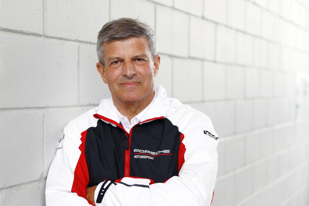 Fritz Enzinger - Vicepreședinte Porsche Motorsport Foto: Porsche