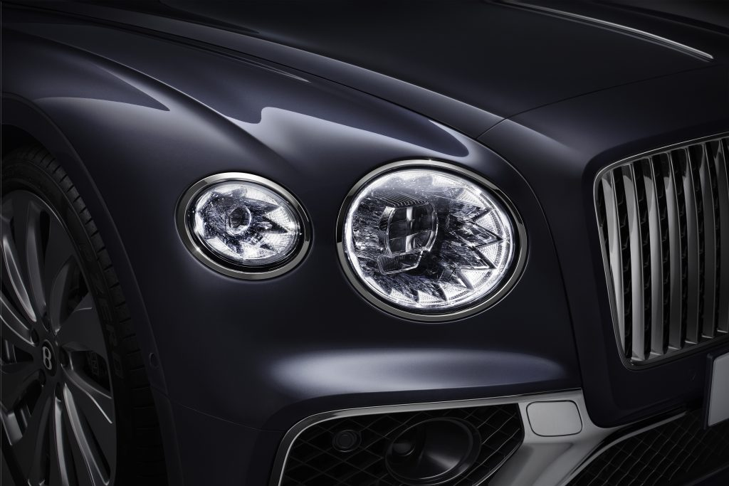 Noul Bentley Flying Spur Foto: Bentley